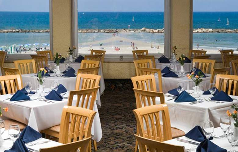 Renaissance Tel Aviv - Restaurant - 16