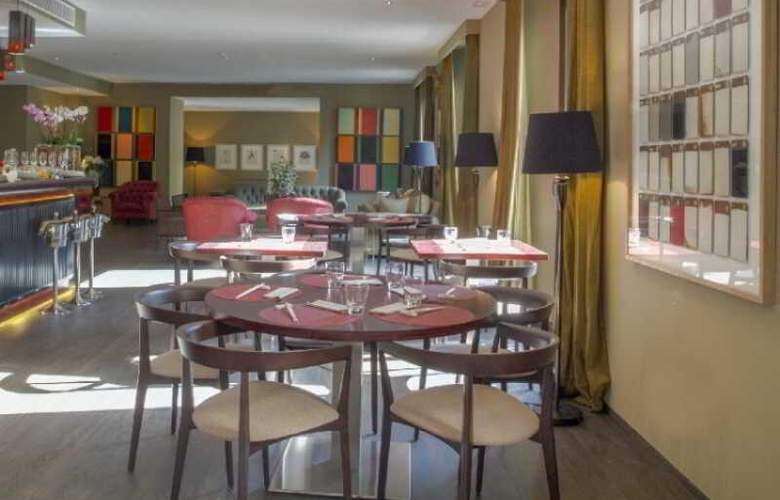 Luxury Boutique Hotel Can Alomar - Restaurant - 13