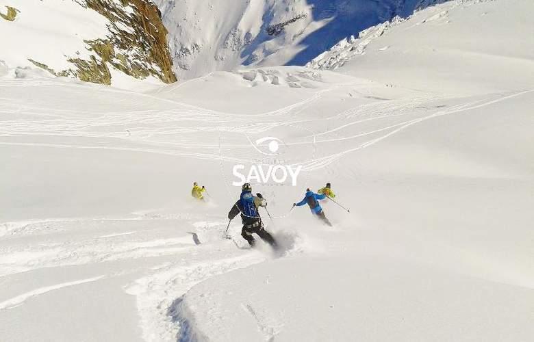 Les Balcons du Savoy - Sport - 24