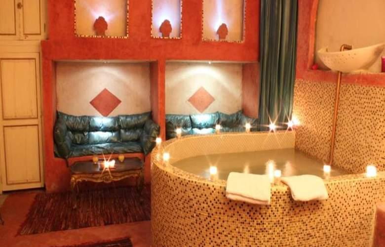 Relais du Silence Chateau de Lavail - Hotel - 11