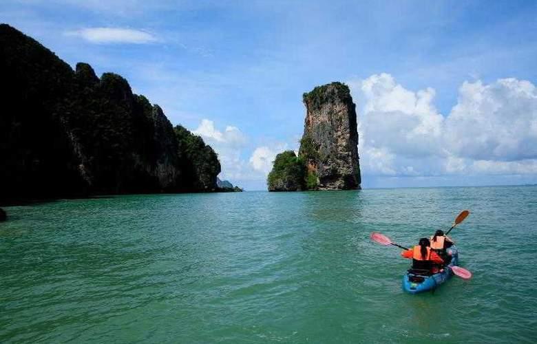 Centara Grand Beach Resort and Villas Krabi - Sport - 10