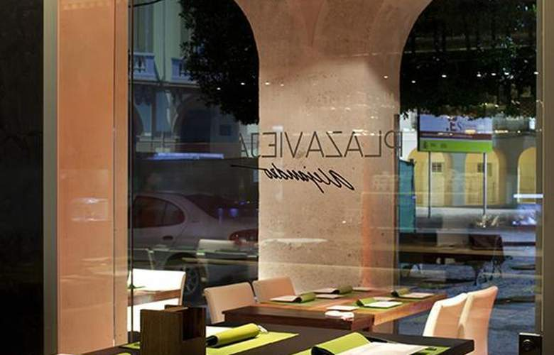 Domus Selecta Plaza Vieja Hotel & Lounge - Restaurant - 9