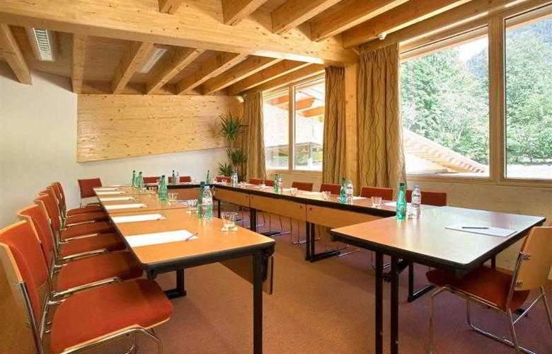 Mercure Chamonix les Bossons - Conference - 65