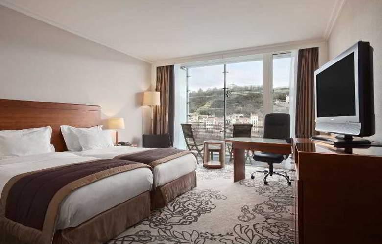 Lyon Marriott Hotel Cité International - Room - 12