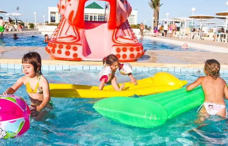 El Mouradi Cap Mahdia - Pool - 7