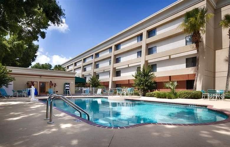 Best Western Ocala Park Centre - Pool - 37