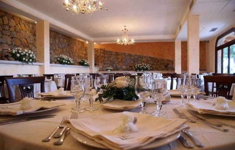 Relais Pian delle Starze - Restaurant - 5