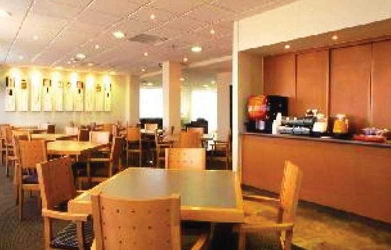 City Express Reynosa - Restaurant - 8