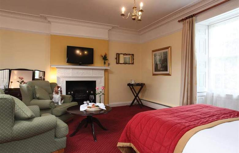 Best Western Henbury Lodge Hotel - Room - 71