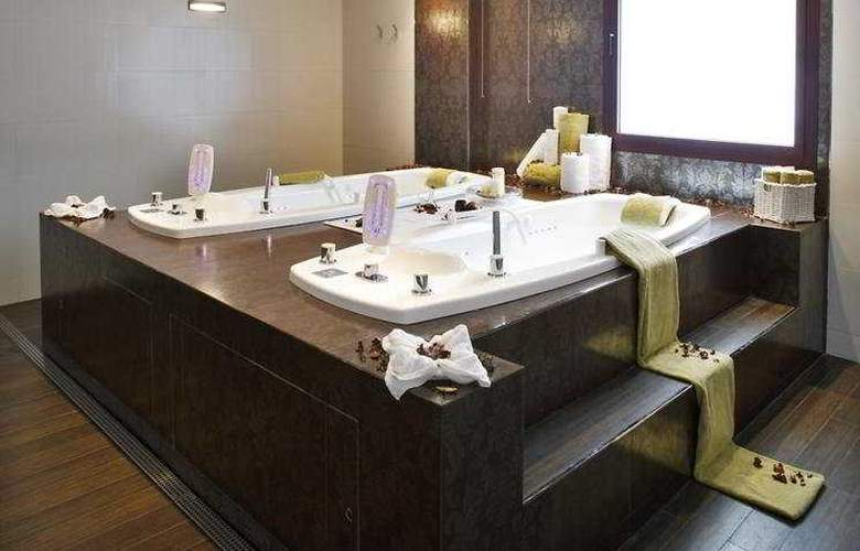 Gran Hotel Las Caldas Villa Termal - Sport - 12