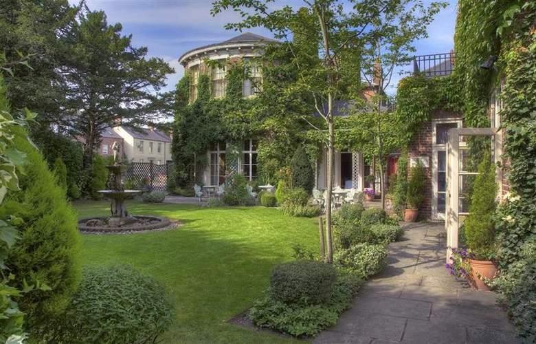 Best Western York Pavillion - Hotel - 85