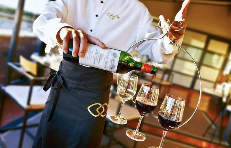 Sofitel Rome Villa Borghese - Restaurant - 100
