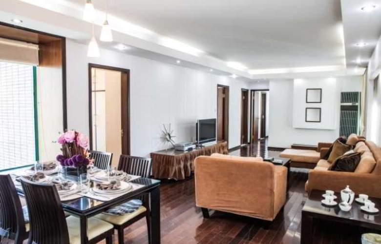 Yopark Serviced Apartment Oriental Manhattan - Room - 3