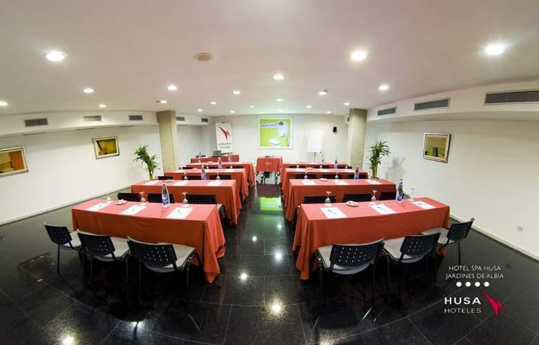 Mercure Bilbao Jardines de Albia - Conference - 3
