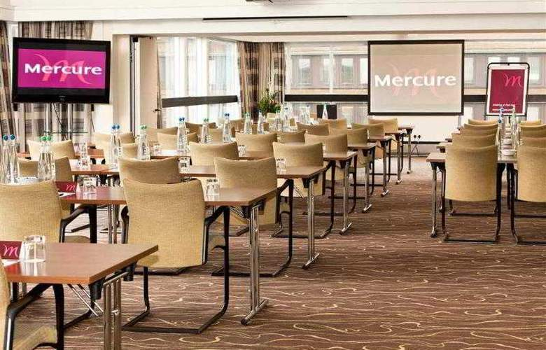 Mercure Manchester Piccadilly - Hotel - 21
