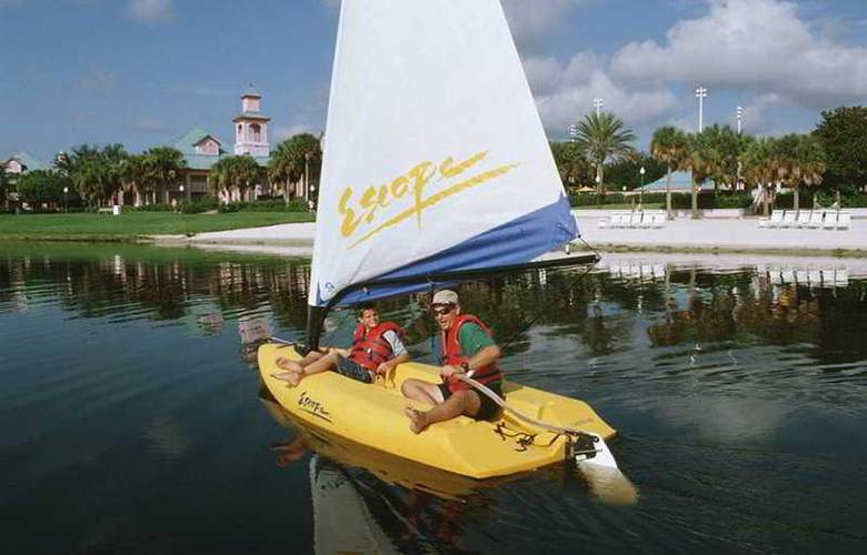 Disney's Caribbean Beach Resort - General - 3