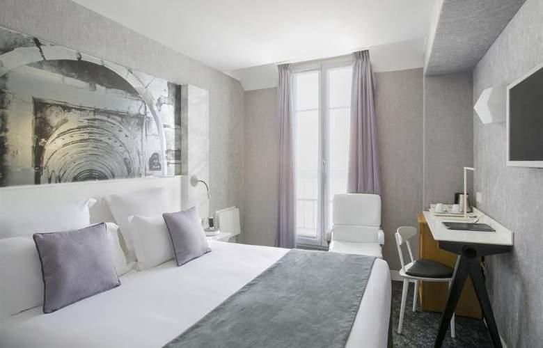 Best Western Premier Marais Grands Boulevards - Room - 16