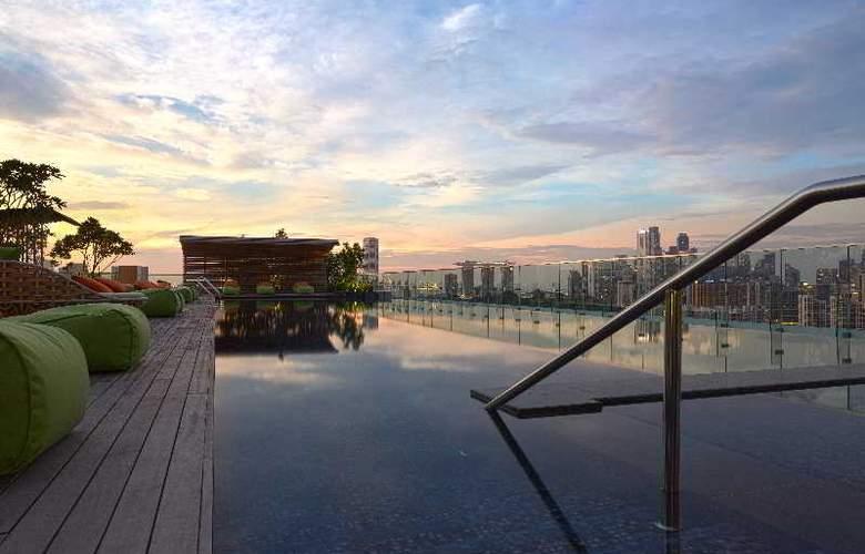 Jen Orchardgateway Singapore - Pool - 14