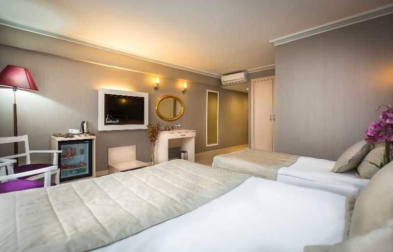 Osmanbey Fatih Hotel - Room - 14