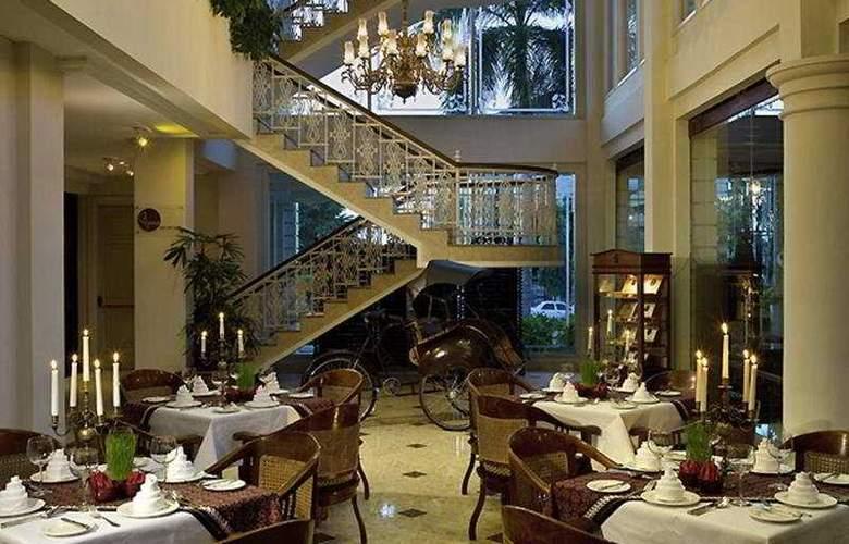 The Phoenix Hotel Yogyakarta MGallery by Sofitel - Restaurant - 8