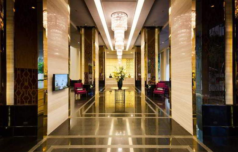 Centre Point Wireless Road Hotel & Residence - General - 9