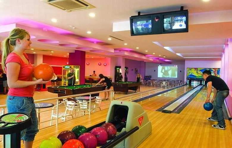 Hedef Resort Hotel & Spa - Sport - 11