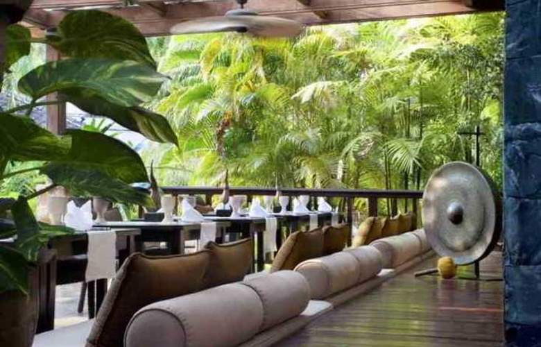 Pullman Khao Lak Katiliya Resort and  Villas - Restaurant - 37