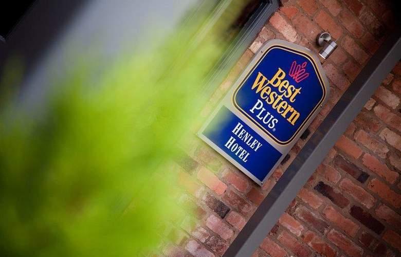 Best Western Henley Hotel - Hotel - 80