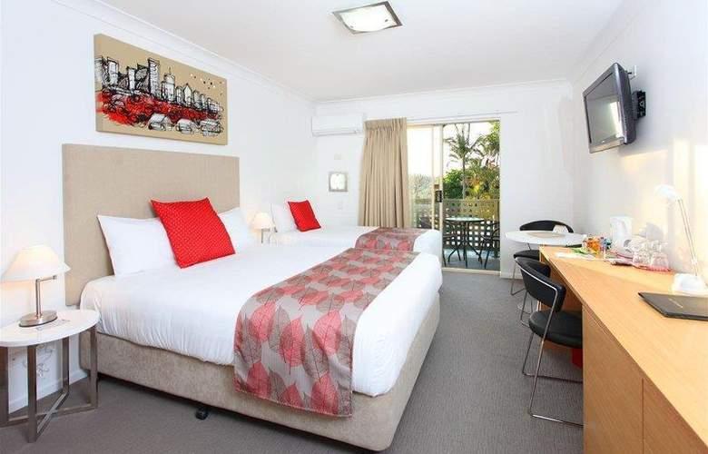 Best Western The Gregory Terrace Brisbane - Hotel - 26