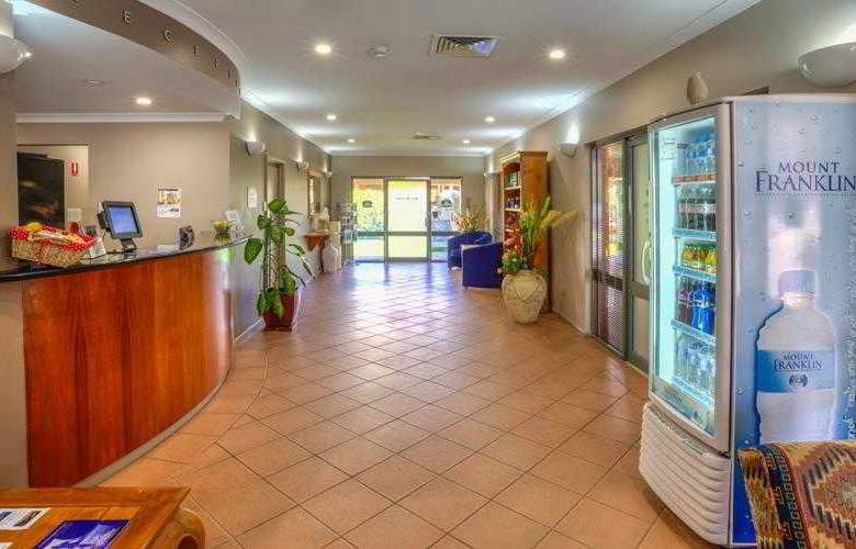BEST WESTERN Karratha Central Apartments - Hotel - 35