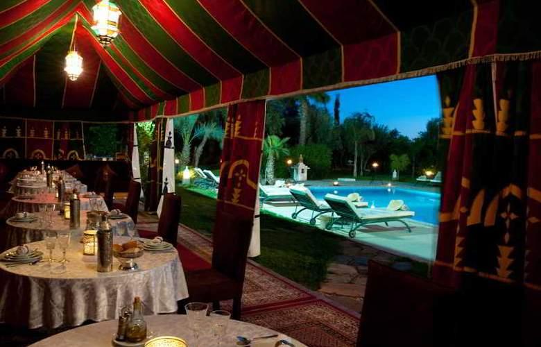 Kasbah Dar Ilham - Restaurant - 11