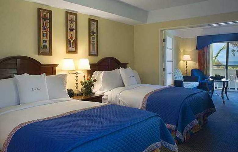 DoubleTree Suites by Hilton Hotel Doheny Beach - Hotel - 3