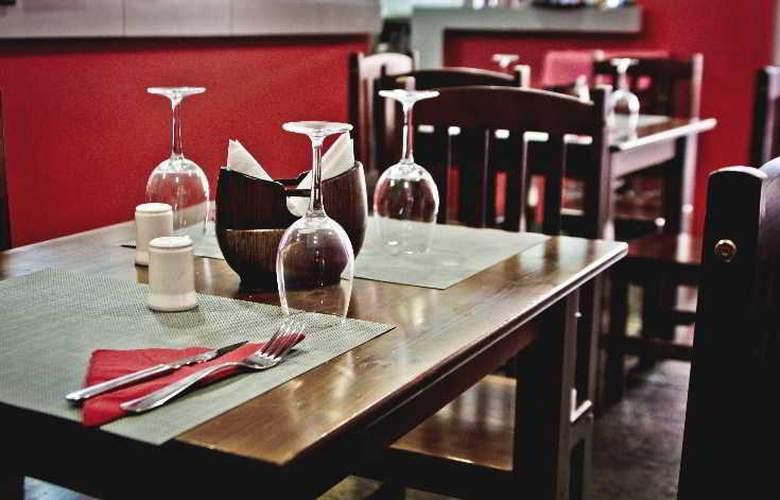 Residencial hotelera La Colombina - Restaurant - 6