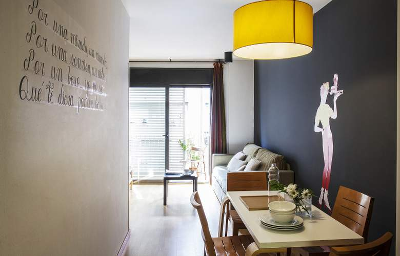 Apartments In Barcelona Eixample-Entença - Room - 18