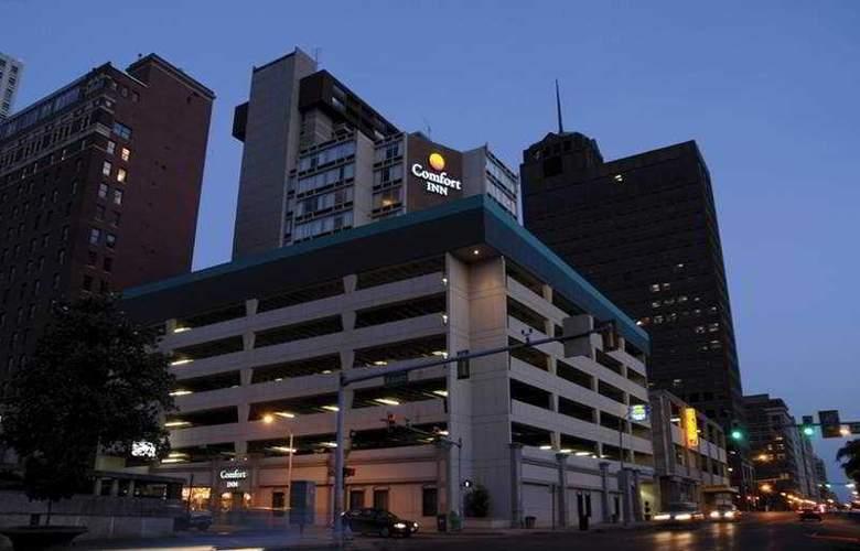 Comfort Inn Downtown - Memphis - Hotel - 0