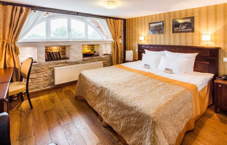 Von Stackelberg Hotel Tallinn - Room - 6