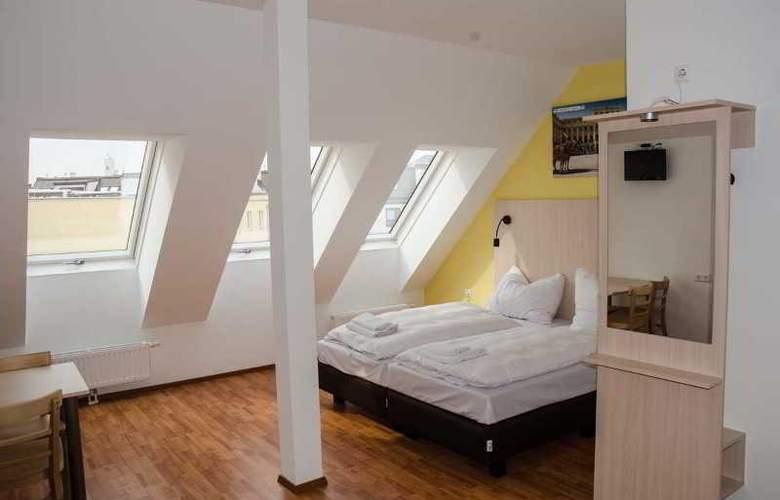 A&O Wien Hauptbahnhof - Room - 16