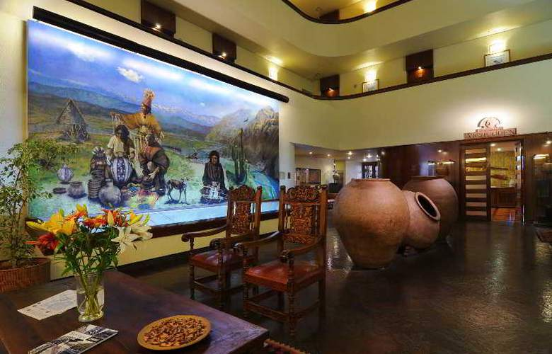 Almacruz Hotel y Centro de Convenciones - General - 8