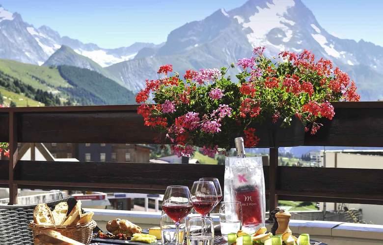 Mercure Les Deux-Alpes 1800 - Restaurant - 18