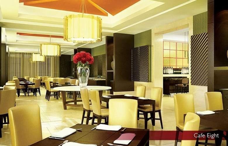 Crimson Hotel Filinvest City - Restaurant - 4