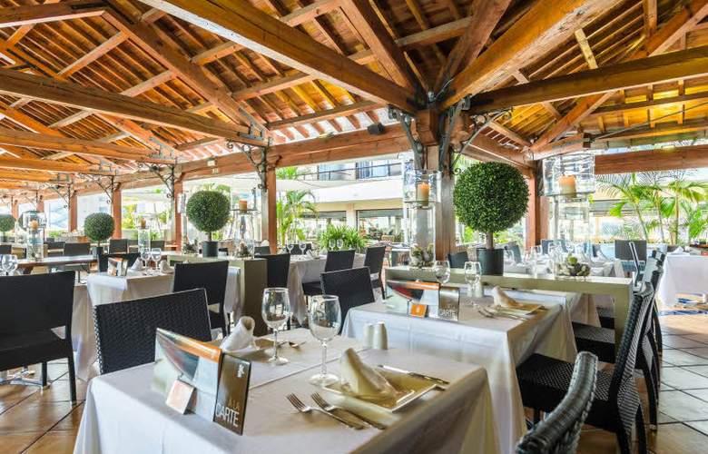 Zafiro Rey Don Jaime - Restaurant - 18