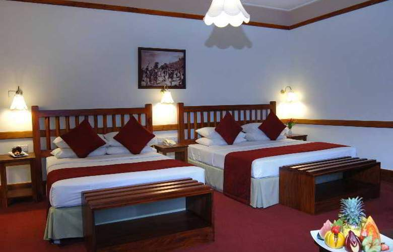 Grand Hotel Nuwara Eliya - Room - 17