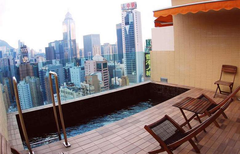 Best Western Hotel Causeway Bay - Pool - 33
