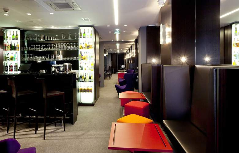 Le Grand Hotel Grenoble - Bar - 11