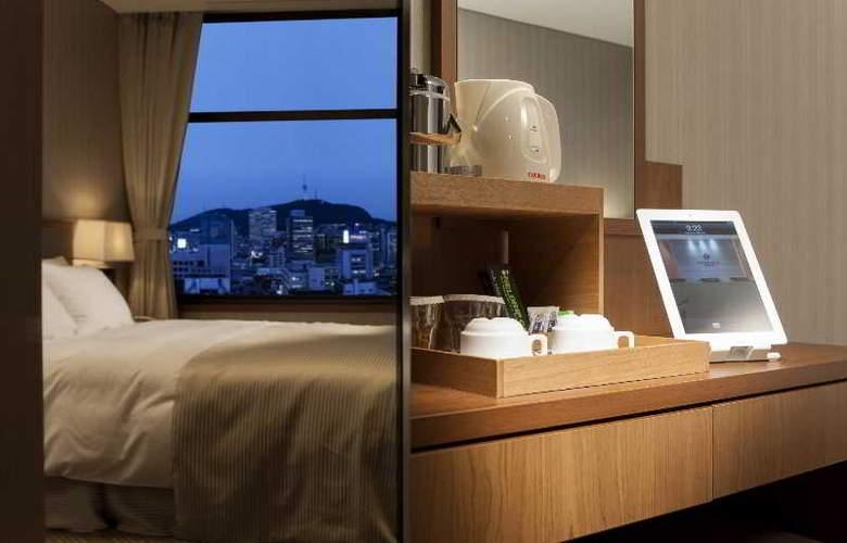 Staz Hotel Myeongdong I - Room - 5