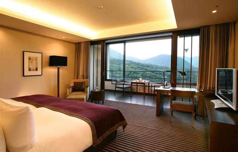 Hyatt Regency Hakone Resort and Spa - Hotel - 7