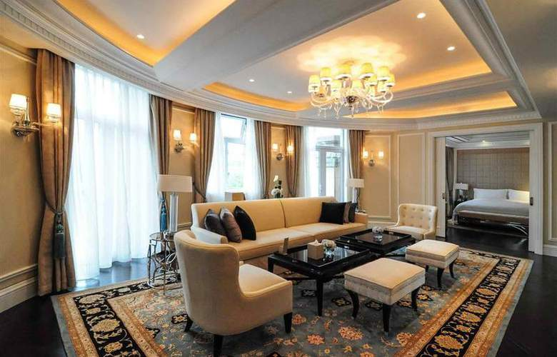 Sofitel Legend Peoples Grand Hotel Xian - Room - 90