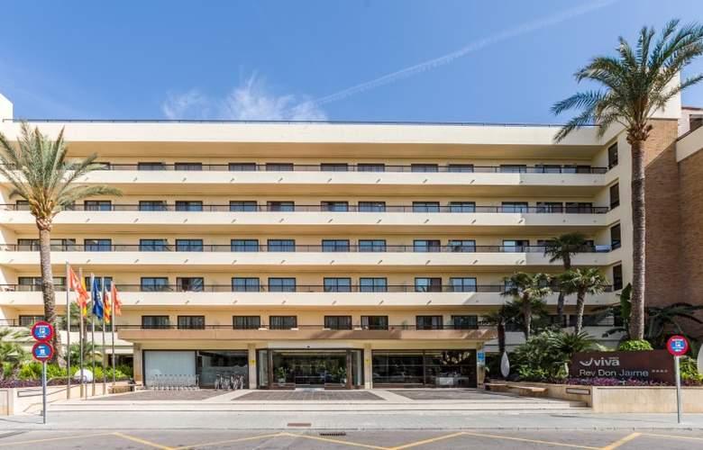 Zafiro Rey Don Jaime - Hotel - 0