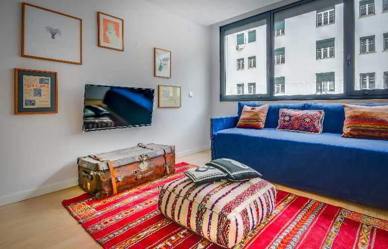 Lisbon Apartments - Avenida da Liberdade - Room - 1