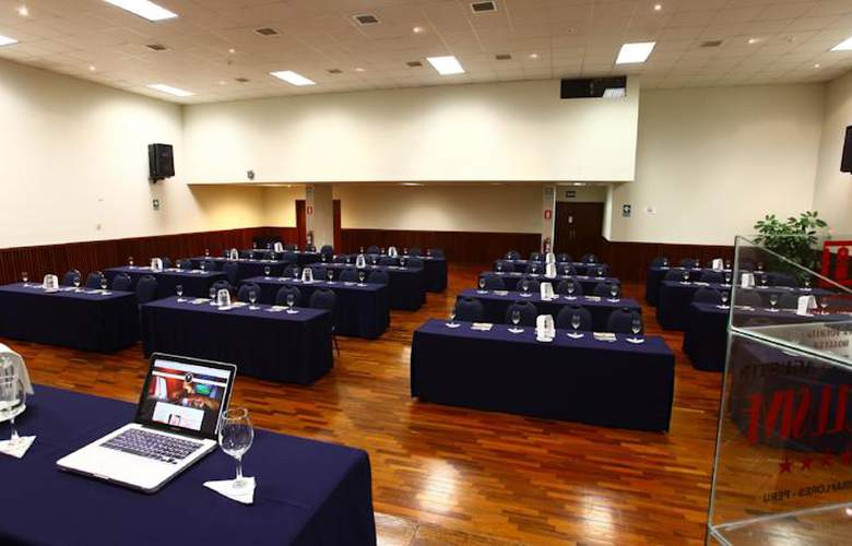 San Agustin Exclusive - Conference - 15